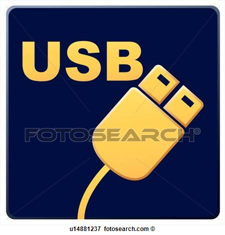 Clip Art Usb Icons Terminal Peripheral Devices Peripheral Device.