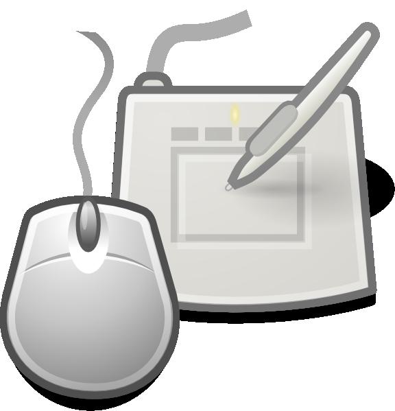 Desktop Peripherals Clip Art at Clker.com.