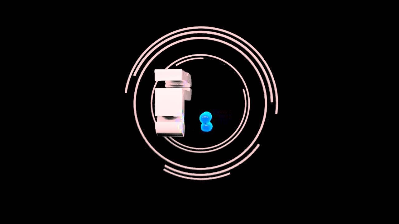 3D Periphery Animated Logo.