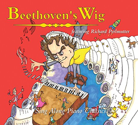 Beethoven's Wig featuring Richard Perlmutter, Richard Perlmutter.