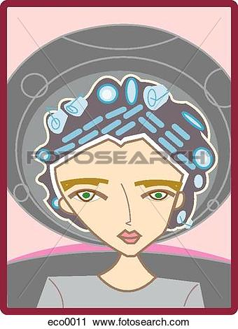 Clipart of perm eco0011.