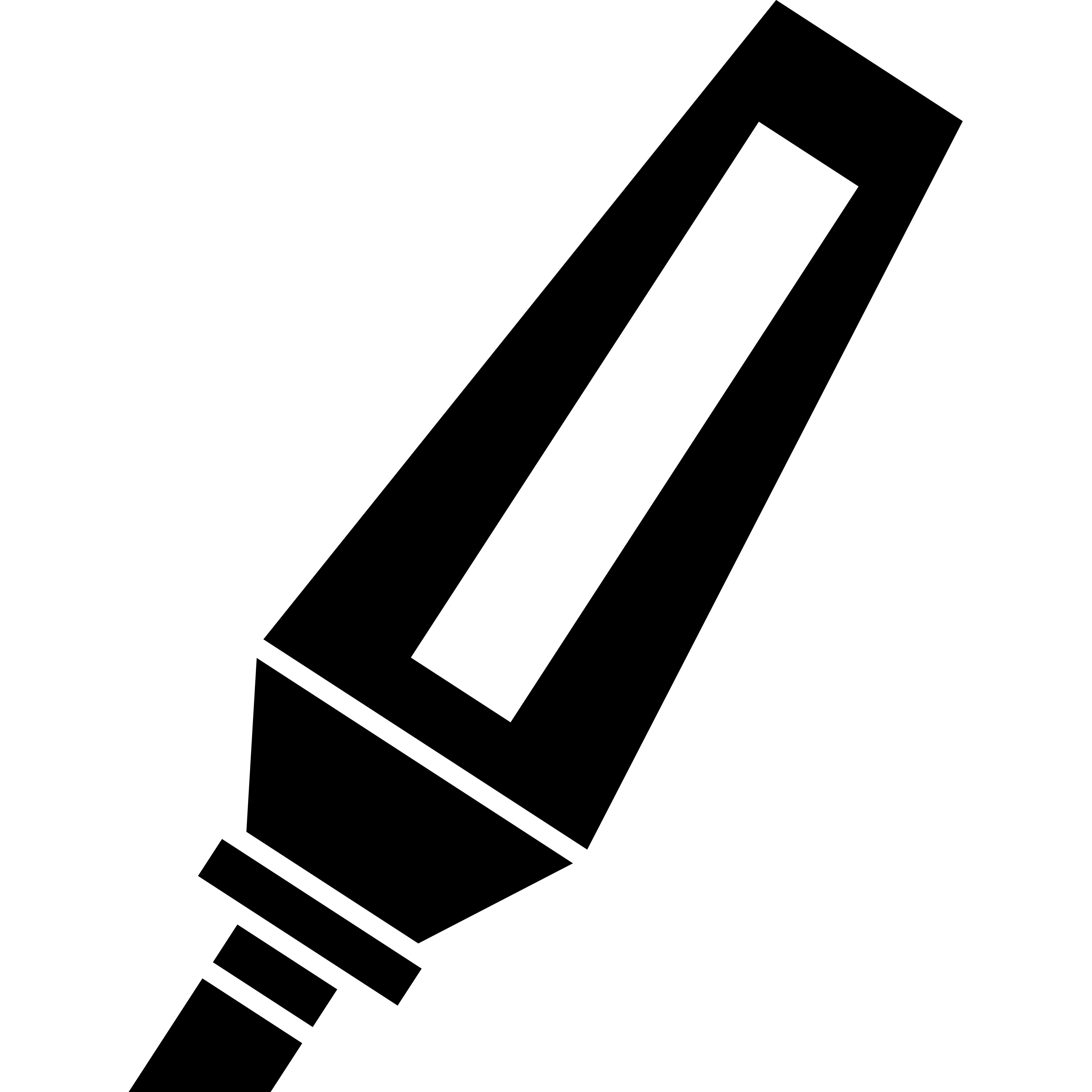 Permanent Marker Free Vector Art.