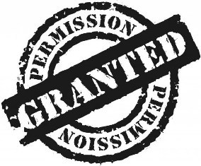 Welcome, Writer: Your Permission Slip Is Here.