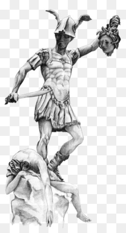 Perseus With The Head Of Medusa PNG and Perseus With The.