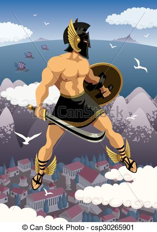 Perseus Illustrations and Clip Art. 42 Perseus royalty free.