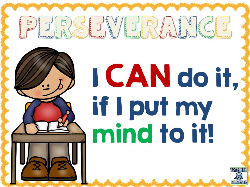 Perseverance Clipart.