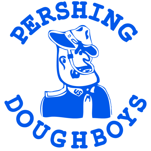 The Detroit Pershing Doughboys.