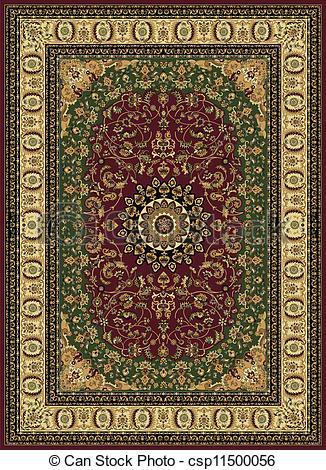 Oriental Carpet Clipart Clipground