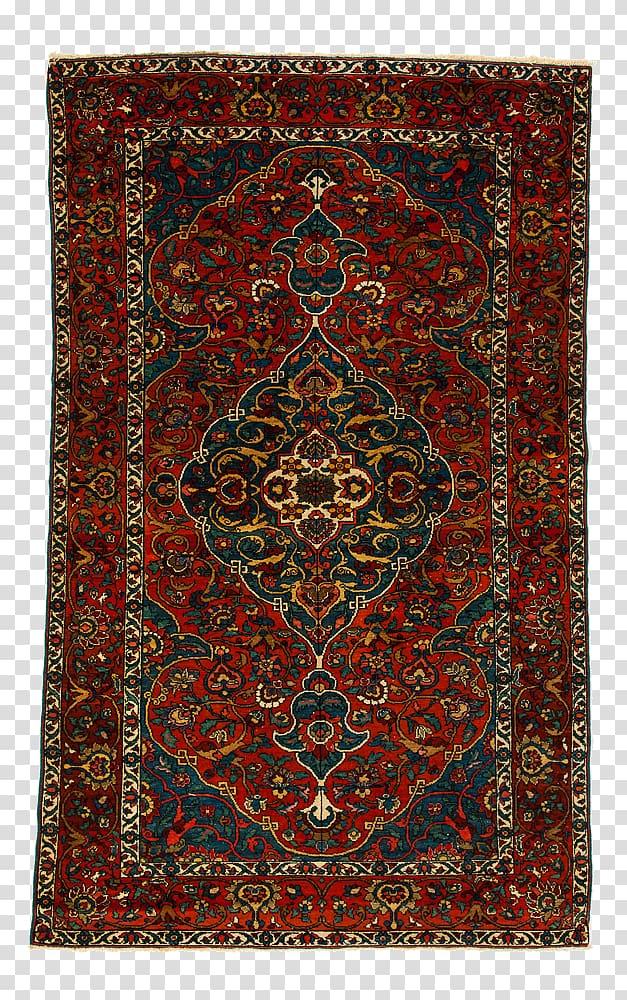 Kashan Agra Persian carpet Nain rug, carpet transparent.
