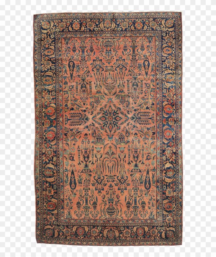 Carpet Drawing Persian Rug.