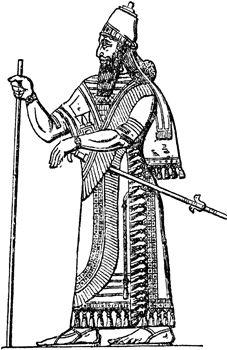 Mesopotamian Clipart.