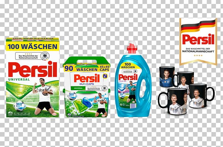 Germany National Football Team Persil Laundry Detergent.