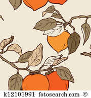 Persimmon tree Clipart Royalty Free. 63 persimmon tree clip art.