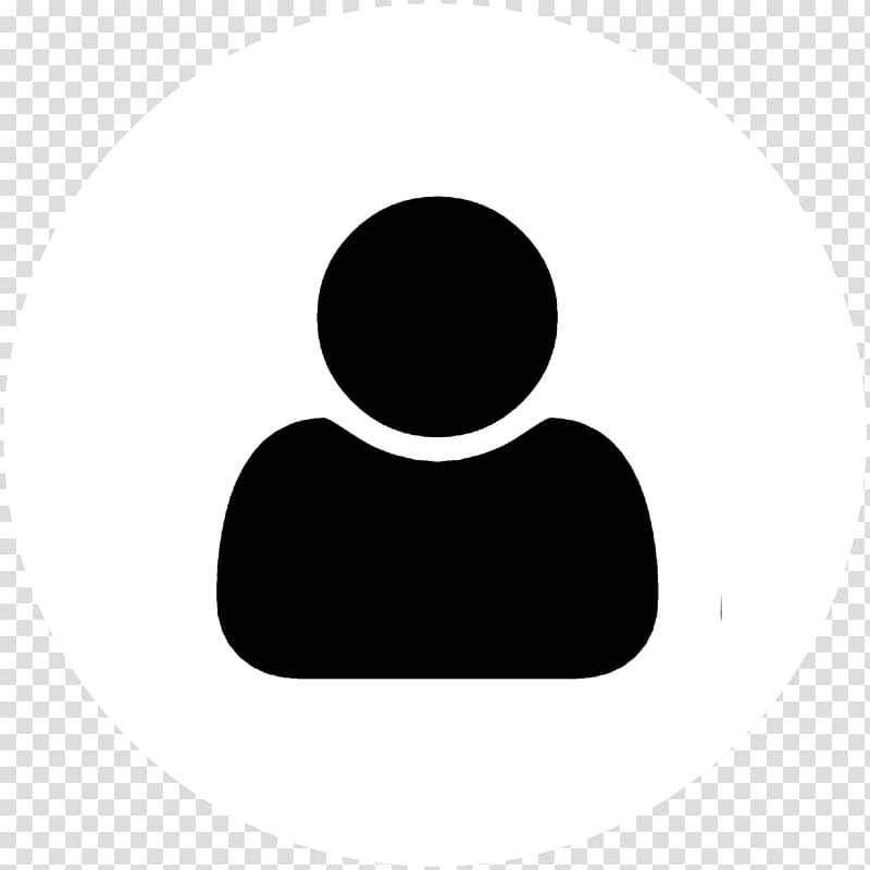 Logo Person User, person icon transparent background PNG.