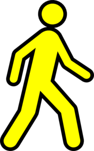 Person Outline Clipart.