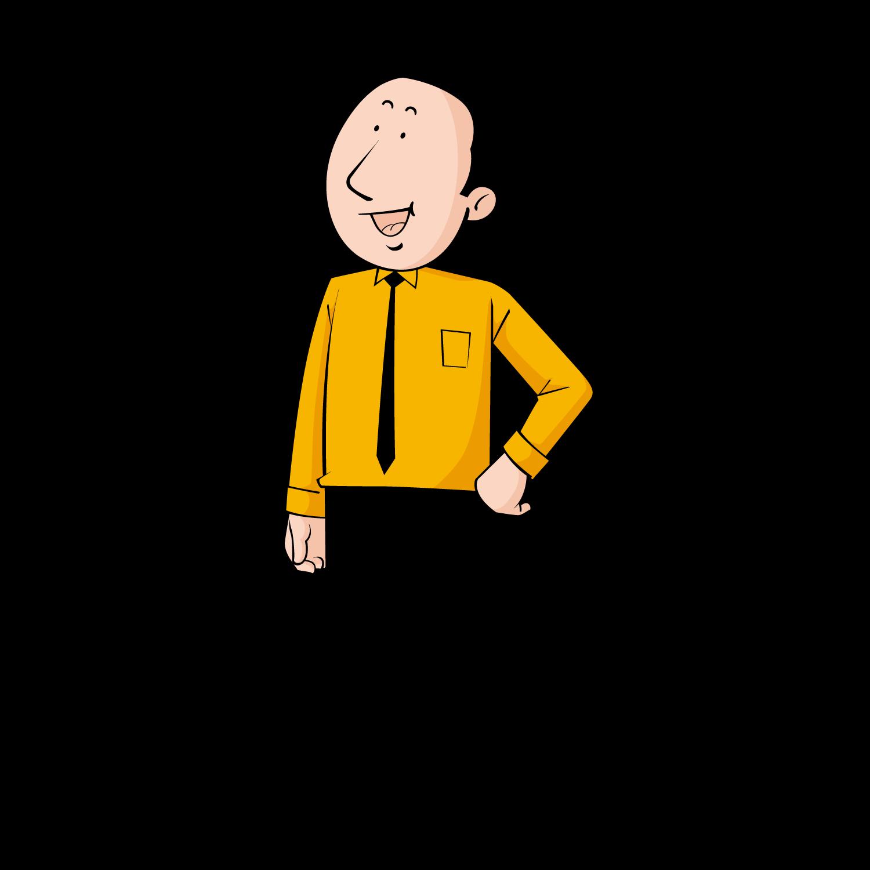 Cartoon Illustration.