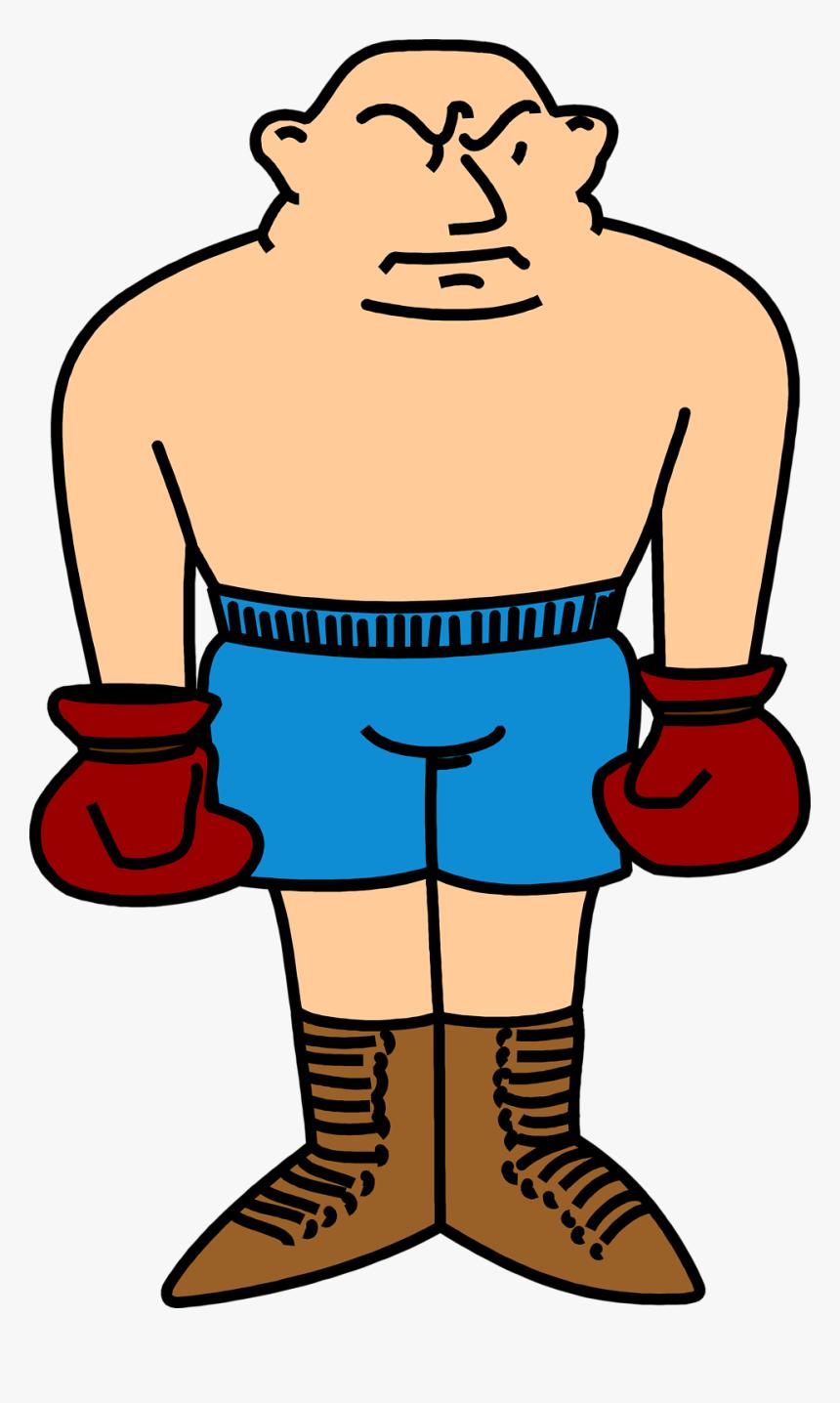 Boxer Clipart No Background.