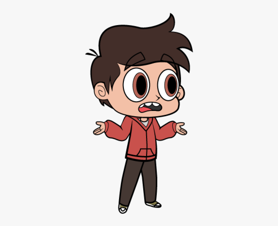 Confused Person Cartoon Png #1627276.