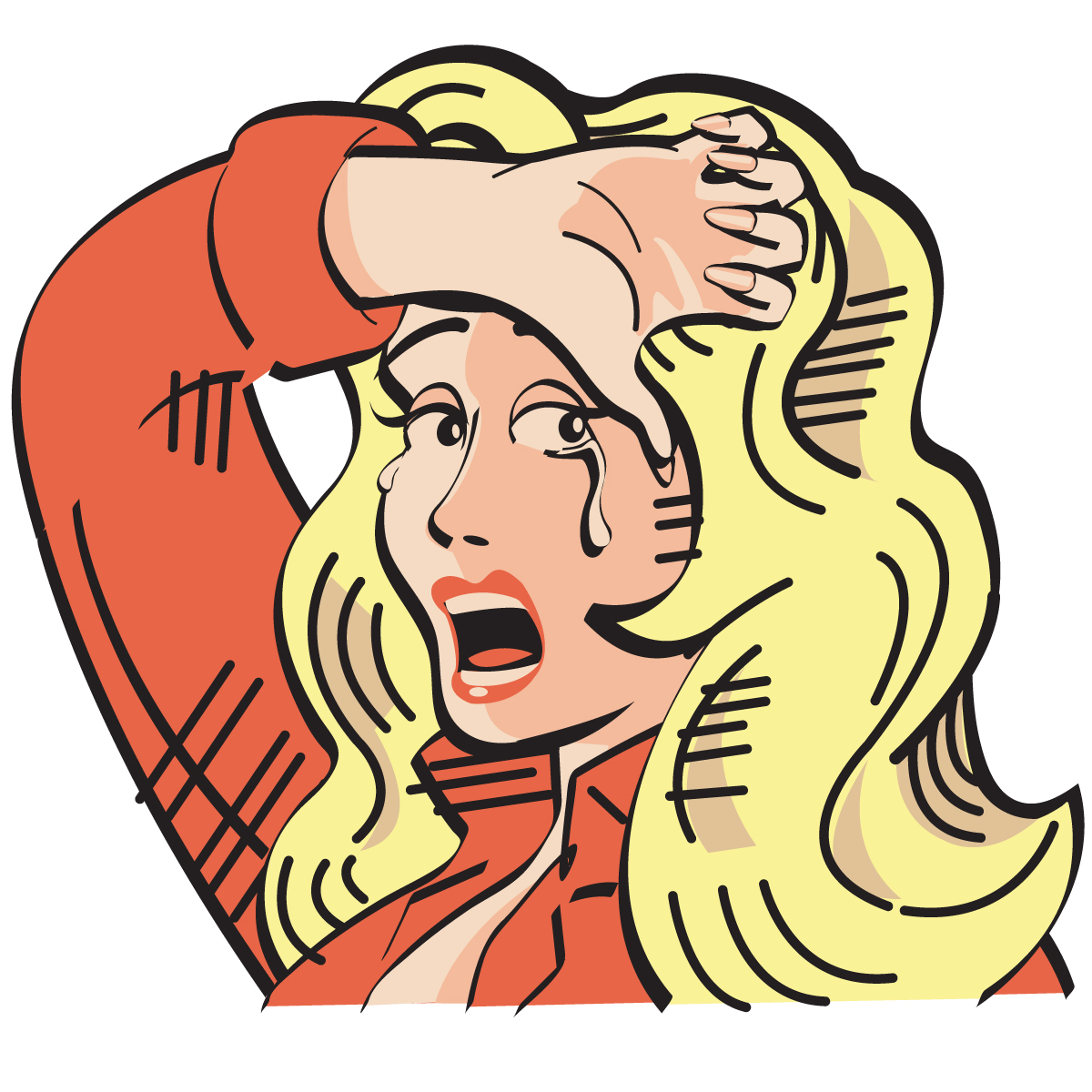 Free Woman Crying Cliparts, Download Free Clip Art, Free.