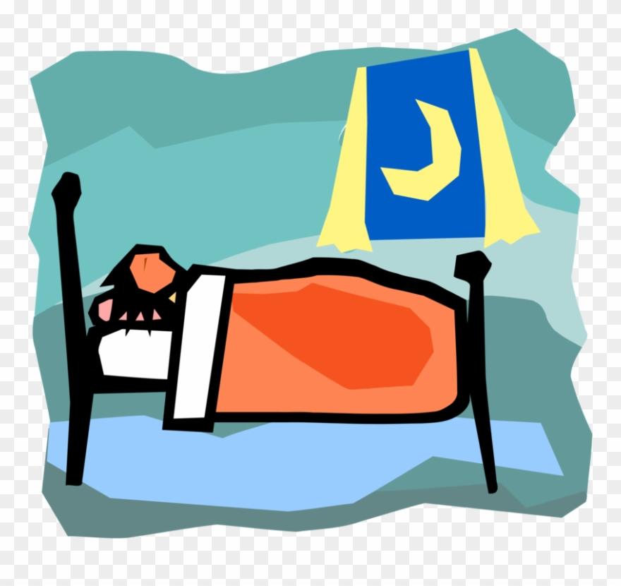 Dream Drawing Sleep Smiley Cartoon.