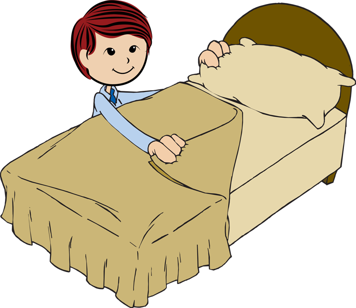 Clipart person bed, Clipart person bed Transparent FREE for.