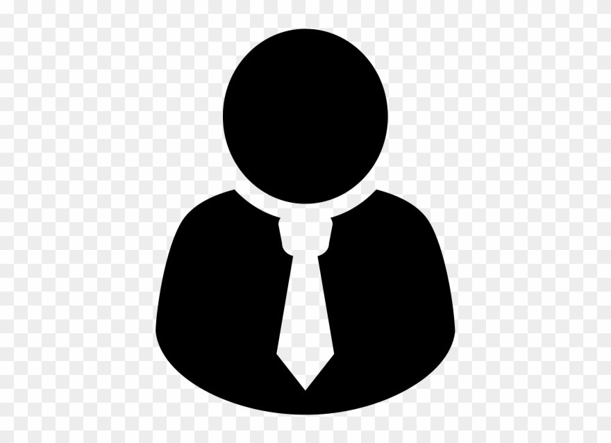 Business Person Icon Clipart (#1286122).