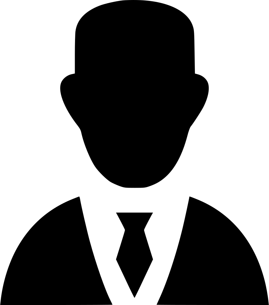 Business Person Man Finance Online Svg Png Icon Free.