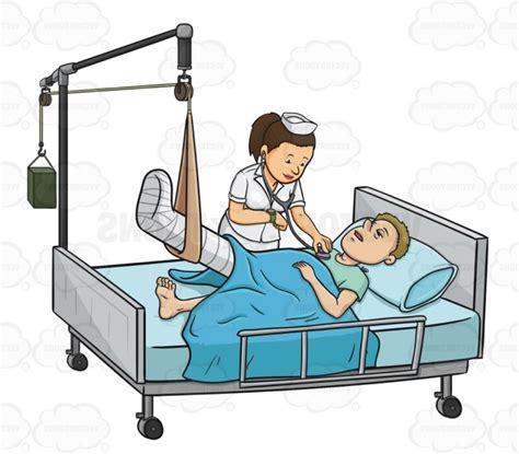 Hospital Linen Clip Art.