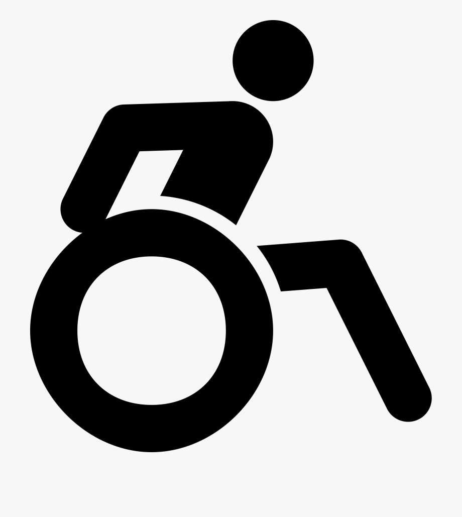 People Clipart Wheelchair.