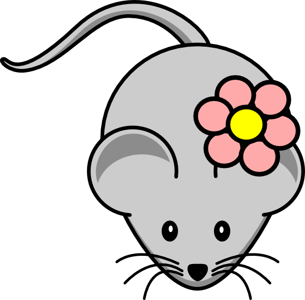 Person Killing A Rat Clipart.