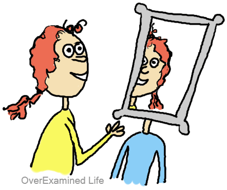 Why You Hate Looking in the Mirror, and How to Accept Your.