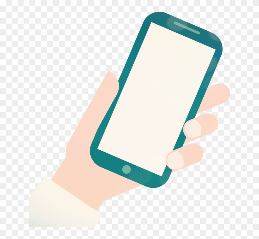 Cell Phone Icon Png Transparent.