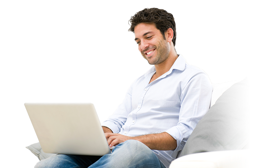 Download Man With Laptop Png () png images.