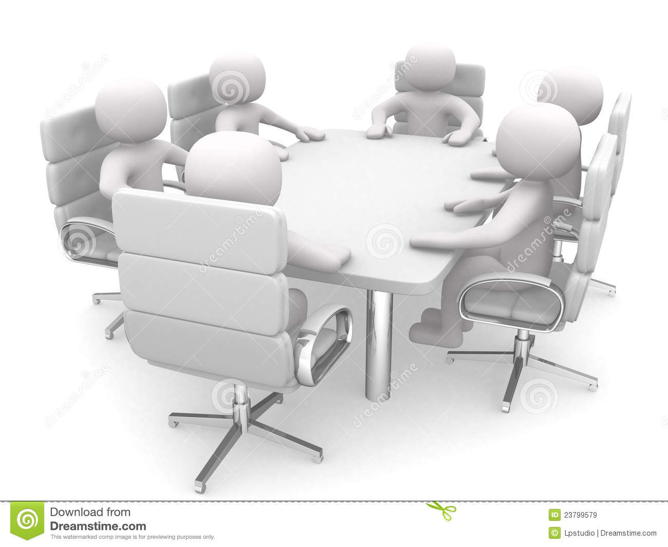 Person On Table Clipart.