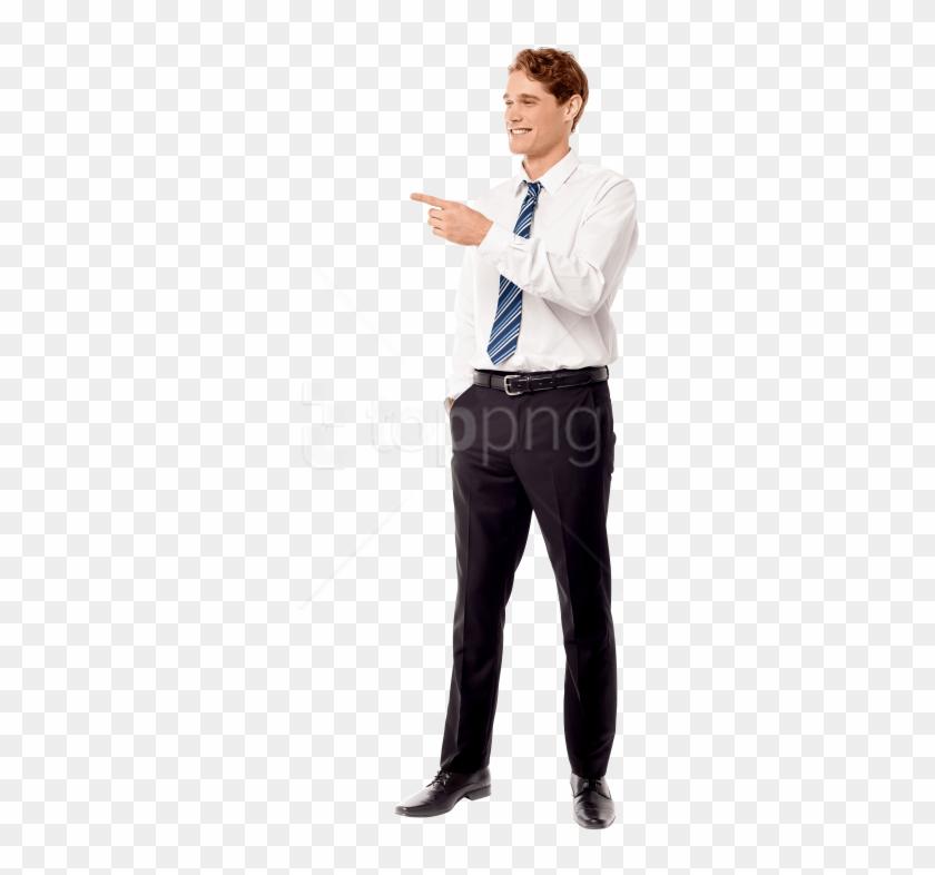 Download Men Pointing Left Png Images Background.