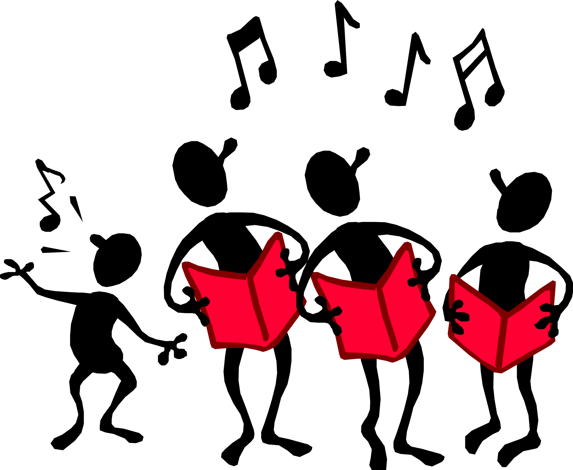 Person singing clipart clipart images gallery for free.