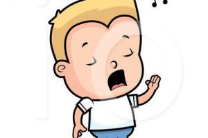 A person singing clipart » Clipart Portal.