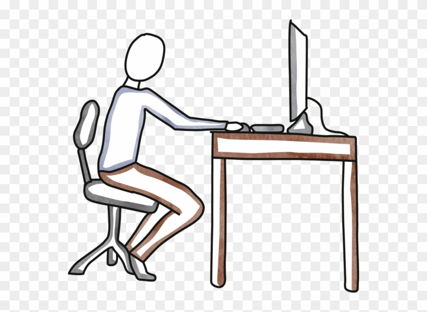 9189760, Person Desk Computer.
