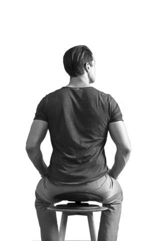 Person Sitting In Chair Back View Png (112+ images in.