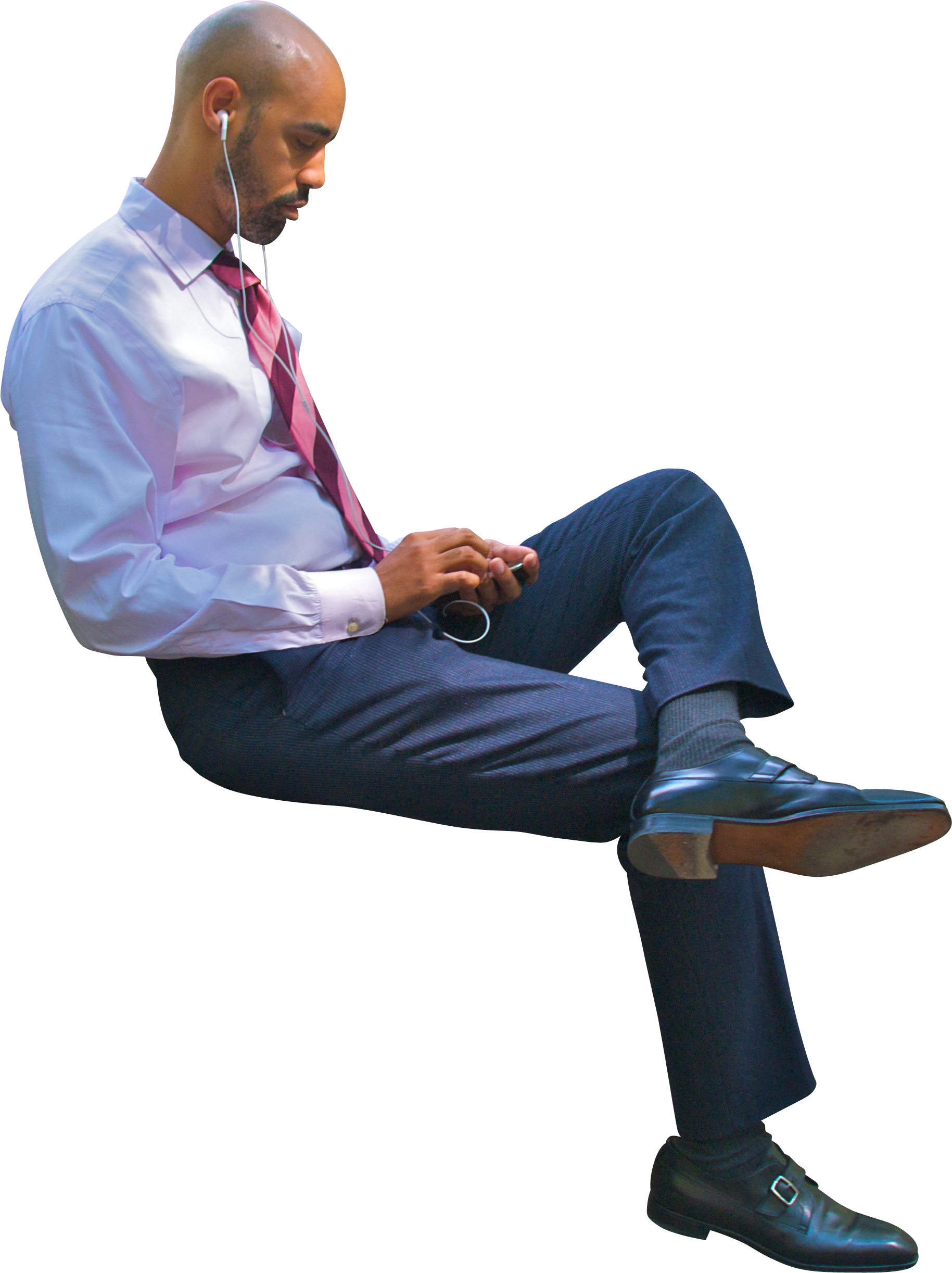 Download Sitting Man PNG Image for Free.