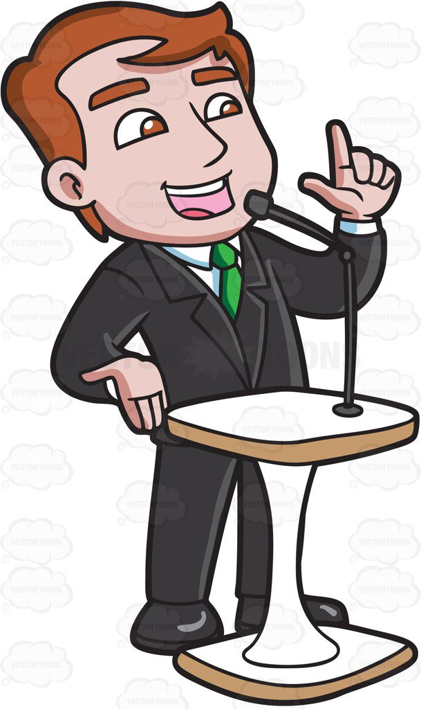 Person speaking clipart 1 » Clipart Station.