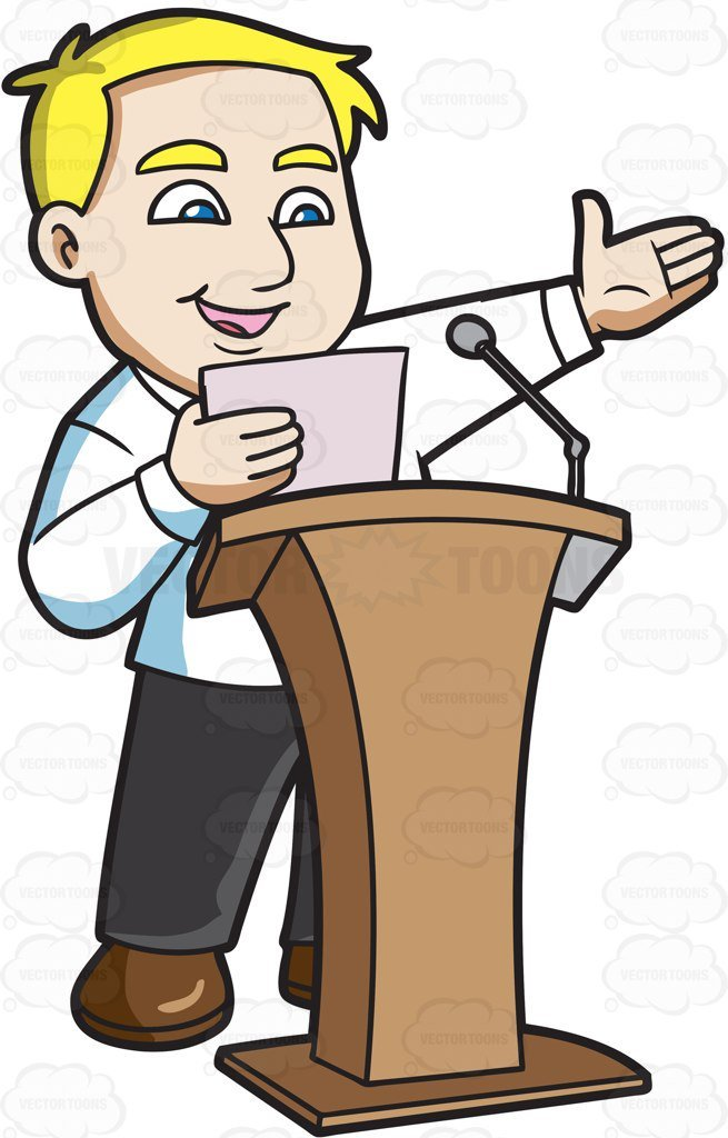 Person speaking clipart 2 » Clipart Portal.