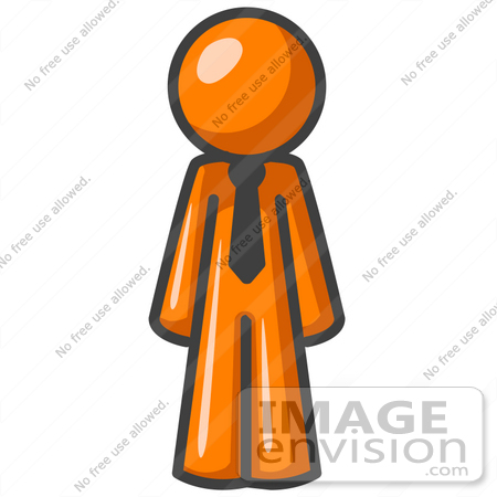 Person Standing Clipart.