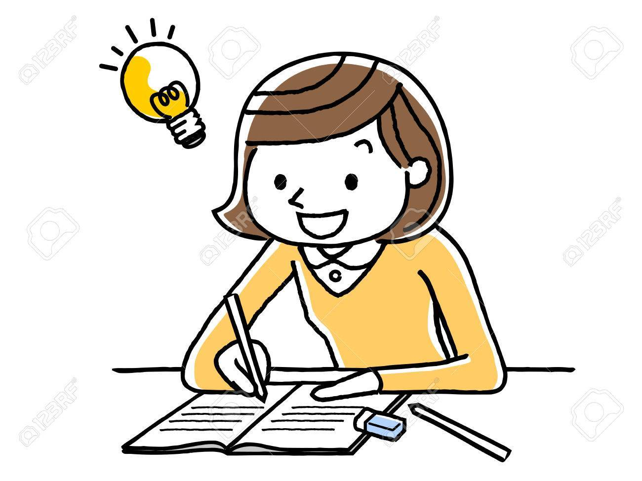 Person studying clipart 5 » Clipart Portal.