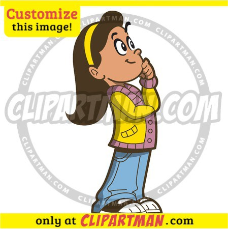 Children clipart & Kids cartoon images.