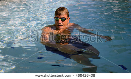 Treading Water Stock Photos, Royalty.