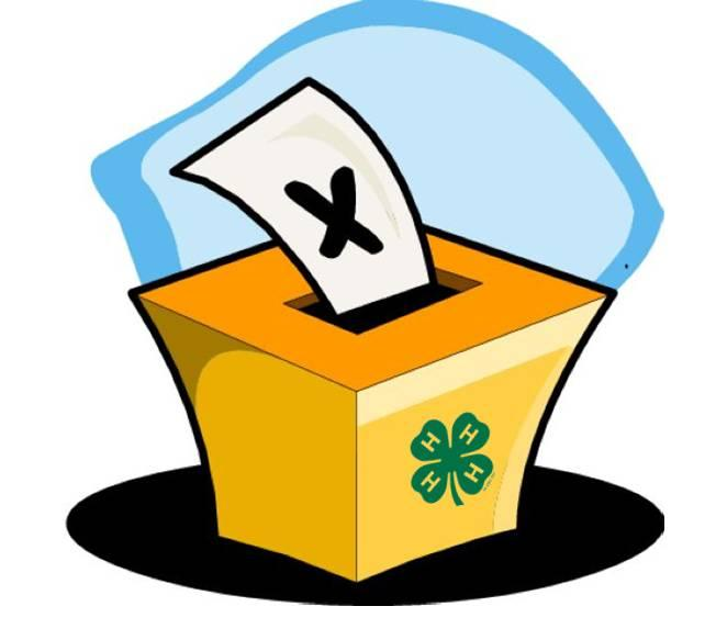 Election Of Officers Clipart.