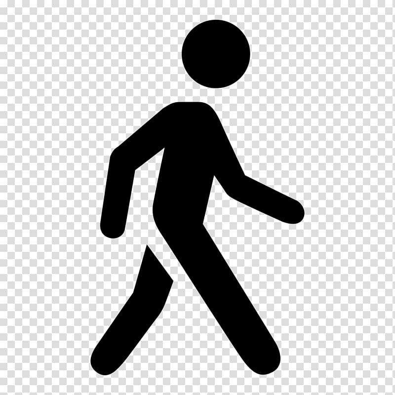 Computer Icons Walking , people icon transparent background.