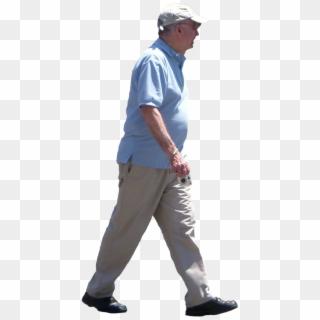 Free Man Walking PNG Images.
