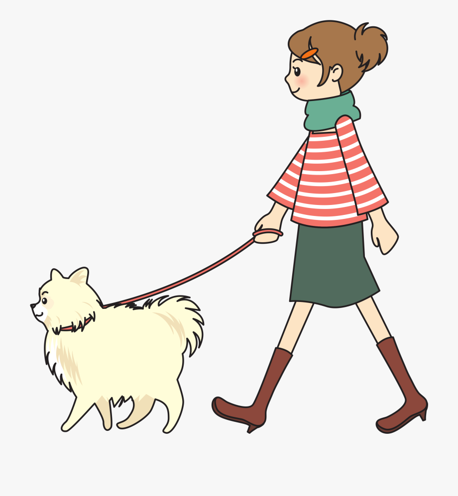Dogs Clipart Person.